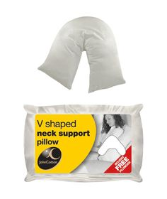 Buy Living Orthopaedic V Shaped Support Pillow at Argos.co.uk - Your Online Shop for Pillows.