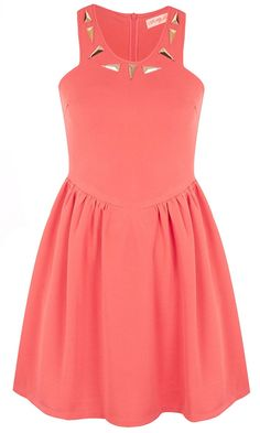 Topshop Oh My Love Dress, £39