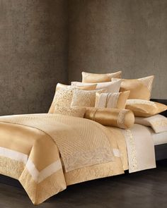 Gobi palace quot bed linens by natori