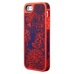 Speck FabShell Case for iPhone® 5 - Bouquet Burst Red  NOTE: this case has lasted me about a year and is still strong as when i first go it. definitely the best kept secret of a case. all the other iphone cases i had broke in less than 3 months.