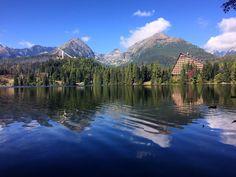 One of my best photos of Strbske pleso High Tatras Slovakia [OC] High Tatras, Man Images, Cool Photos, Oc, I Am Awesome, National Parks, Travel, Viajes, Destinations