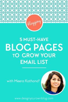 5 Must-Have Pages to Grow Your Email List to Turn Abandoning Visitors into Subscribers