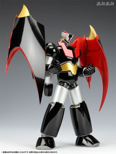 "AmiAmi [Character & Hobby Shop]   Super Robot Chogokin - Shin Mazinger Z From ""Shin Mazinger Shougeki! Z Arc""(Released)"