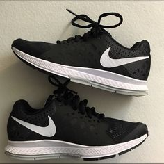 Nike Air Zoom Pegasus 31 New with box   Never worn   Too small for me Nike Shoes Athletic Shoes