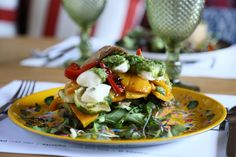 Veggie Sandwich By Jessica Lekerman