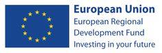 ERDF Logo Tourism, Investing, Logos, A Logo, Turismo, Legos