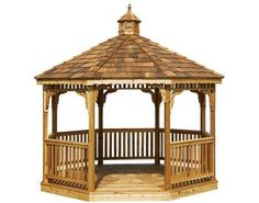 How to build a gazebo