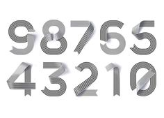 Sawdust http://www.typetoken.net/typeface/sawdust-shanghai-jiao-tong-numerals/