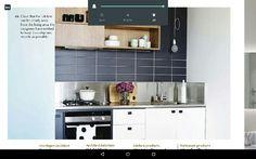 Neometro Heritage Redevelopment on Smith St, Fitzroy Dining Room Design, Kitchen Design, Kitchen Dining Room, Australian Design, Decor Design, Small Kitchen, Kitchen Space, Kitchen Interior, Modern Dining Room