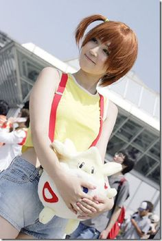 Best Misty Cosplay
