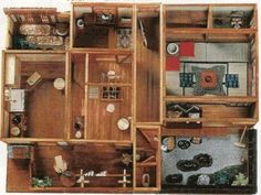 TATAMI ROOM: The Dolls House: Japanese Dolls House Project