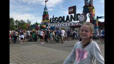 Путешествие в сказочный парк Леголэнд (LegoLand) в Германии. Trip to Leg...