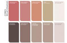 Colour Futures 2016 - tendências de cores pelas Tintas Coral;