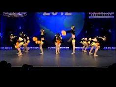 Golden Hawks Senior Senior Pom Dance Worlds 2012 1st Worlds Champion!! - YouTube