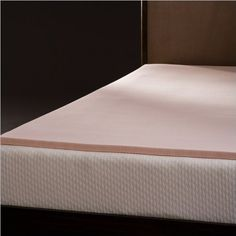 Comfort Magic Sensus 1-inch Memory Foam Mattress Topper - King by Comfort Magic. $74.95. Sensus memory foam 1-inch mattress topper allows you to sleep in comfort. Features: Bedding features naturally conforming memory foam Sensus mattress topper offers superior pressure relief Mattress topper is very fluid in its response to your body shape and sleeping positions When you change positions the Sensus foam will conform to your body without needing body heat to sof...