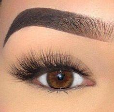 False Eyelashes, Eye Makeup Art, Eyeshadow Makeup, Types Of Eyelash Extensions, Kawaii Makeup, Natural Lashes, Pretty Eyes, Fine Hair