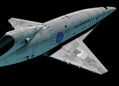 Pan American spacecraft from Stanley Kubrick's A Space Odyssey from the novella by Arthur C. Spaceship Art, Spaceship Design, Stanley Kubrick, 2001 A Space Odyssey, Sci Fi Comics, Sci Fi Films, Mechanical Design, Science Fiction Art, Lineman