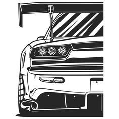 I want to get a poster like that! Thats awesome Rx7, Tuner Cars, Jdm Cars, Mazda, Carros Bmw, Jdm Wallpaper, Jdm Stickers, Garage Art, Car Illustration