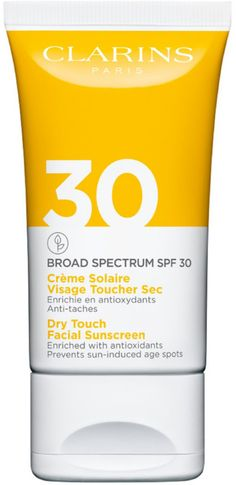bcf15d75c8 Clarins Dry Touch Facial Sunscreen Broad Spectrum SPF 30