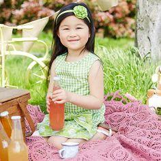 Precious at the Picnic: Kidswear