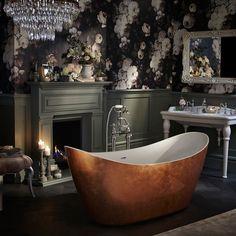 Tips for luxury bathroom design from designer Charlotte Conway - achica living Modern Shower, Modern Bathroom, French Bathroom, Victorian Bathroom, Victorian House, Heritage Bathroom, Bathroom Trends, Bathroom Ideas, Bathroom Taps