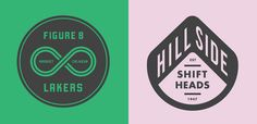 Creative Badges and Logos Design | Inspiration | Graphic Design Junction