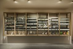 Aesop Store, Amburgo. Vincent Van Duysen Architects. Necessary #305.