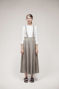 Sina Blouse and Raisa Skirt | Samuji SS15 Classic Collection