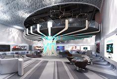 2013-06-21 Mireaga 삼성전자 화성 사업부20. MR1동 1층 전시실 on Behance