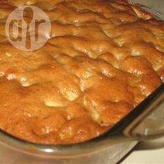 Sharlotka (torta di mele russa) @ allrecipes.it
