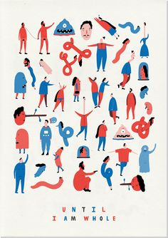 Risograph - David Biskup Illustration