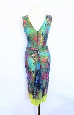Summer Dream Tango Dress  Summer Dress  Milonga Dress