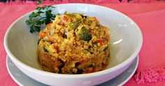 Quinoa con verduras: el plato más completo