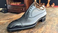 Male Fashion Tips For Anyone Who Wants To Dress Better – Men Shoes Site Mens Boots Fashion, Fashion Shoes, Men's Fashion, Formal Shoes, Casual Shoes, Ascot Shoes, Gentleman Shoes, Men S Shoes, Loafers Men