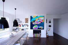 Arcadia - Canvas Artwork   The Block Shop - Channel 9