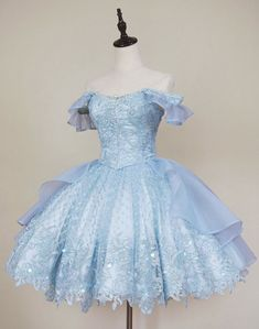 745a902df6794c AloisWang -The Little Mermaid- Vintage Classic Lolita Jumper Dress