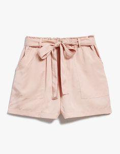 Bolsa Short in Dusty Pink
