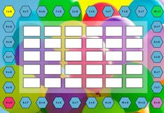 Spelletjes om de maaltafels in te oefenen #2 Multiplication, Math, Memories, School, Games, Memoirs, Souvenirs, Math Resources, Toys