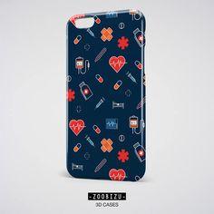 Nurse Gift iPhone 7 Case Nurse iPhone 6S Plus Case Samsung