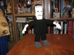 Frankenstein's Monster Amigurumi
