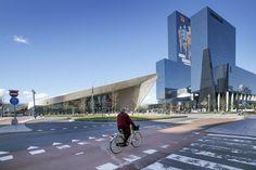 Rotterdam central station  2015