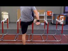 ▶ Dryland Off-Ice Hockey Training-Anaheim Ducks Sheldon Souray HockeyOT Exercises - YouTube