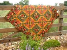 Handmade Quilts.