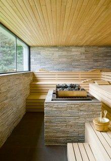 Sauna Ganischgerhof Resort -Nova Ponente