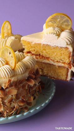 Baking Recipes, Cake Recipes, Dessert Recipes, Cupcakes, Cupcake Cakes, Bon Dessert, Almond Cakes, Let Them Eat Cake, Just Desserts
