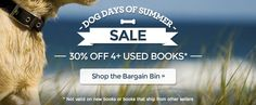 Save Big with our Dog Days of Summer Sale