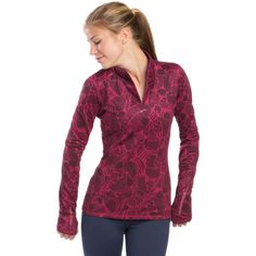 Women's Brooks Utopia Thermal Long Sleeve $74.99. Super comfy, and warm for those long winter runs!