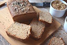 ψωμί με αλεύρι φαγόπυρου και Ζέας Healthy Recipes, Healthy Food, Healthy Living, Bread, Healthy Foods, Healthy Life, Healthy Eating Facts, Healthy Eating Recipes, Breads