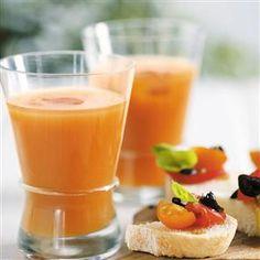 Iced peach tea recipe for those hot tea party events