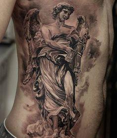 """Значение татуировки """"Ангел"""""""